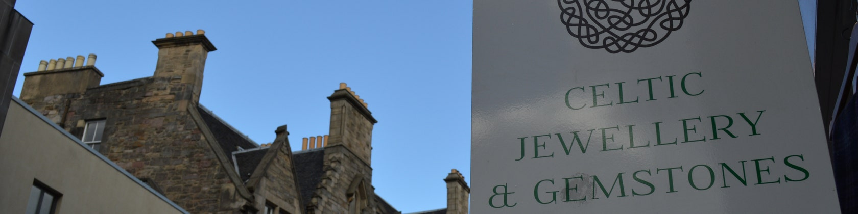 Celtic Jewellery and Gemstones por 24highstreet en Etsy