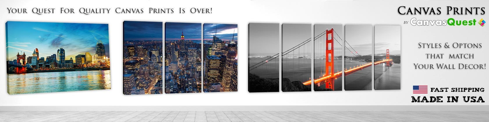 Canvas Prints Large Wall Art For Home Office By Canvasquest