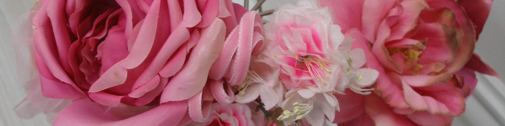 "Adel Bleistift /""Flowers/"" 4 Stück verschiedene Designs"