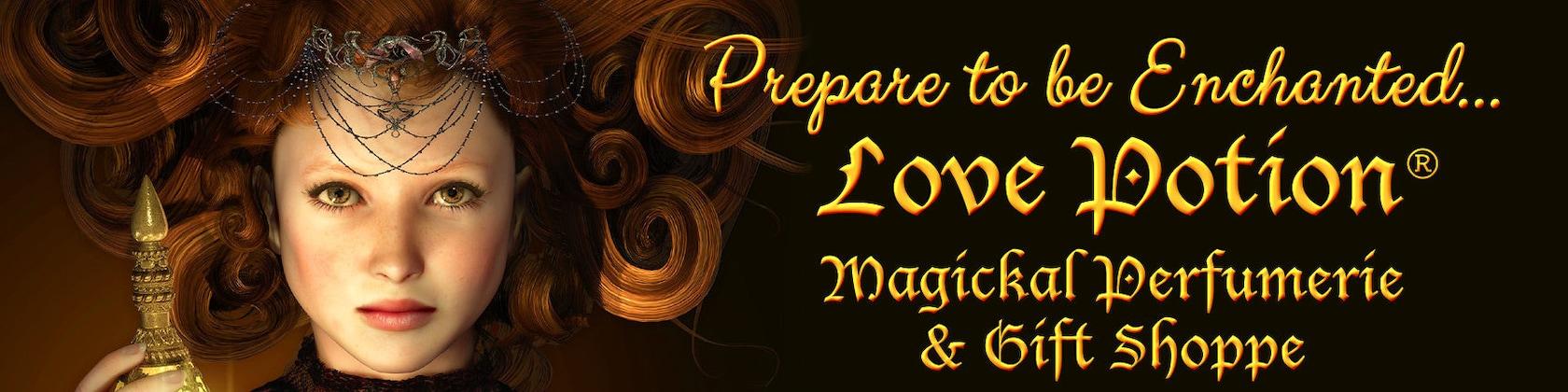 la femme mystere love potion