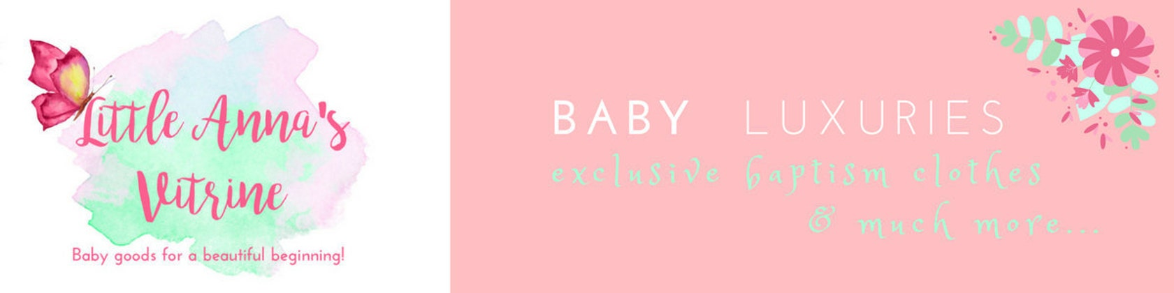 Exclusive handmade baby clothes & more... von LittleAnnasVitrine
