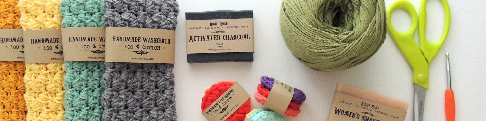 Handmade Soap Natural Soap Vegan Soap Unscented soap von RightSoap