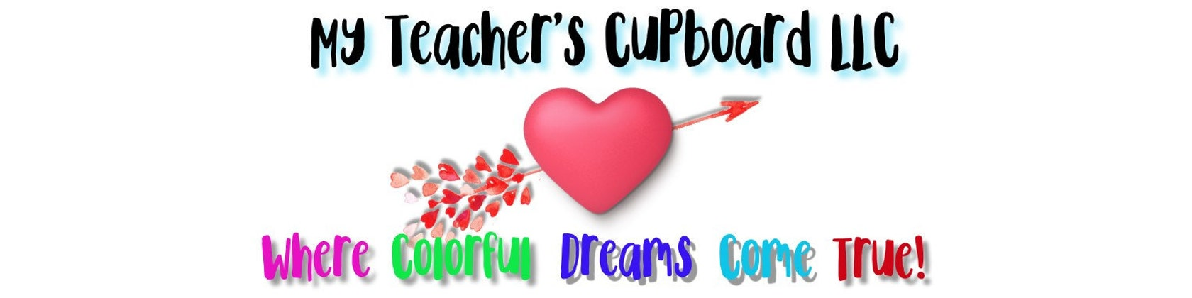 My Teacher's Cupboard Office Craft and Party by