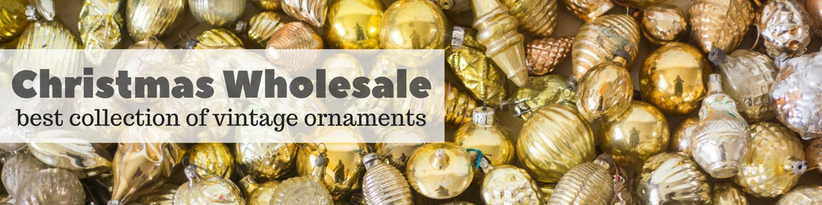 vintage christmas ornaments wholesale - Wholesale Vintage Christmas Decorations