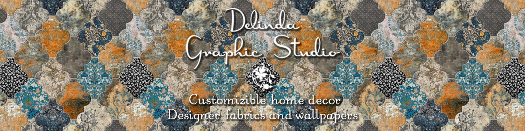 Customizable Home Decor And Apparel Di Delindagraphicstudio