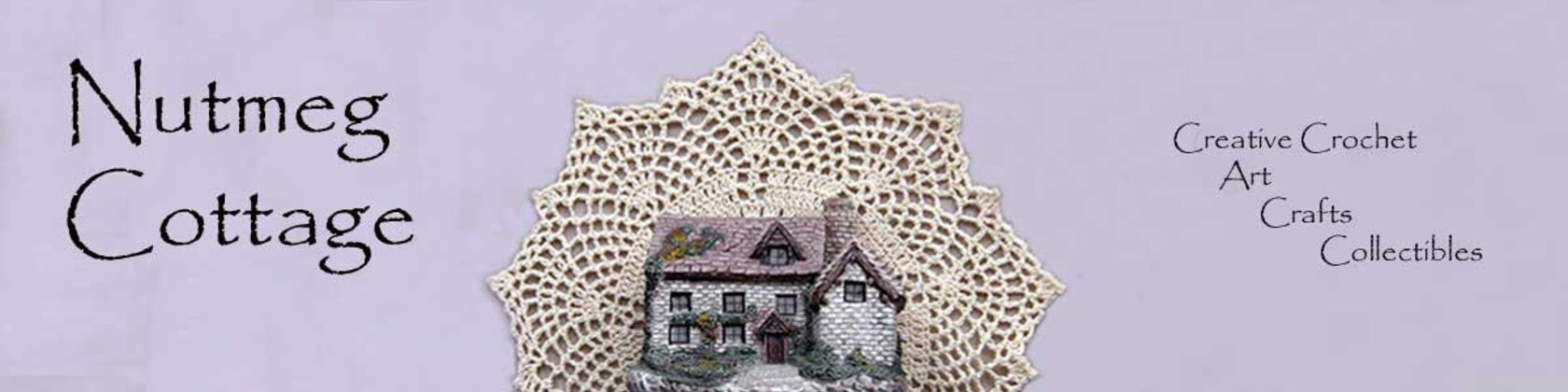 Creative Crochet Art Crafts And Collectibles Od Nutmegcottage