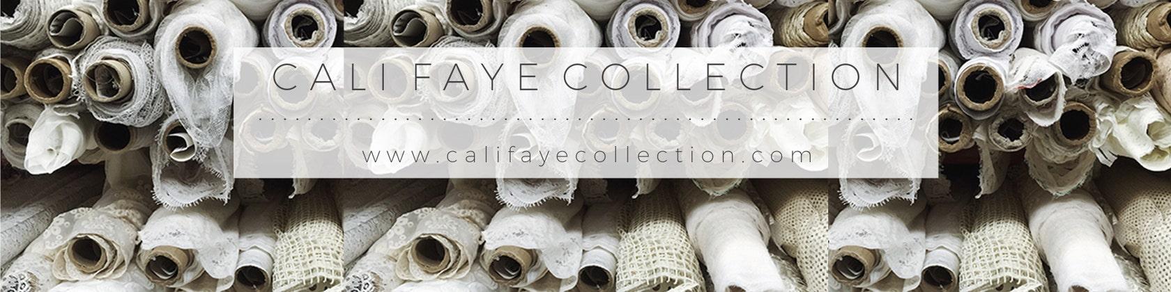 CaliFayeCollection en Etsy