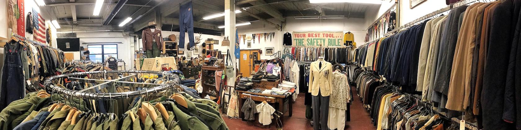 vintage kleidung dayton
