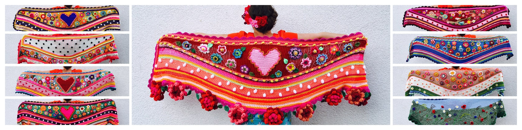 Creative Crochet Artist By Pollevie On Etsy