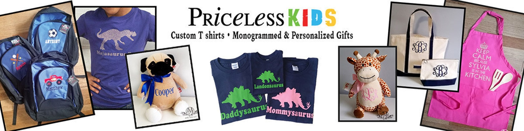 cfce4918e Personalized birthday shirts and Monogrammed by PricelessKids