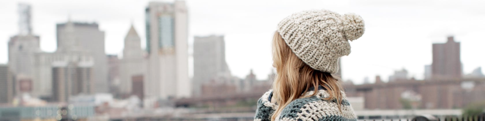 modern knits patterns handmade in nyc by TwoOfWandsShop on Etsy