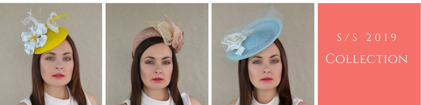 55f7643103f Occasion Hats Bridal Hats and Wedding Guest by RUBINAMillinery