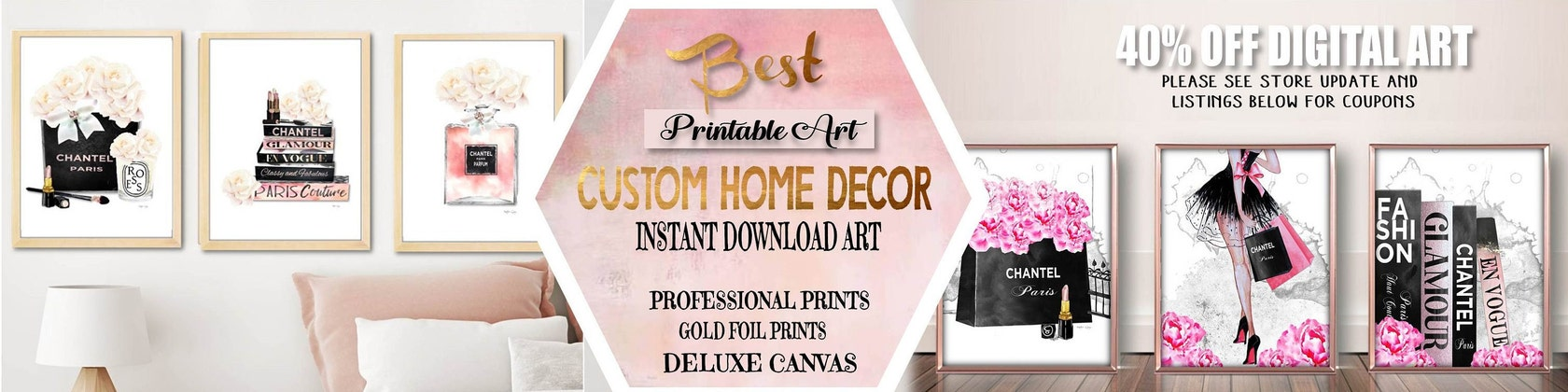Unique Printable Wall Art For You To Enjoy By BestPrintableArt