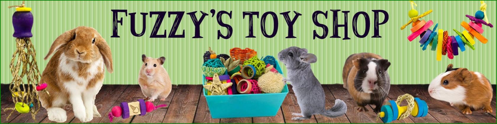 Guinea Pig Bunny Rabbit Chinchilla Hamster Rat Toy Chew Toy Floor Toss Balsa Toy Flipside