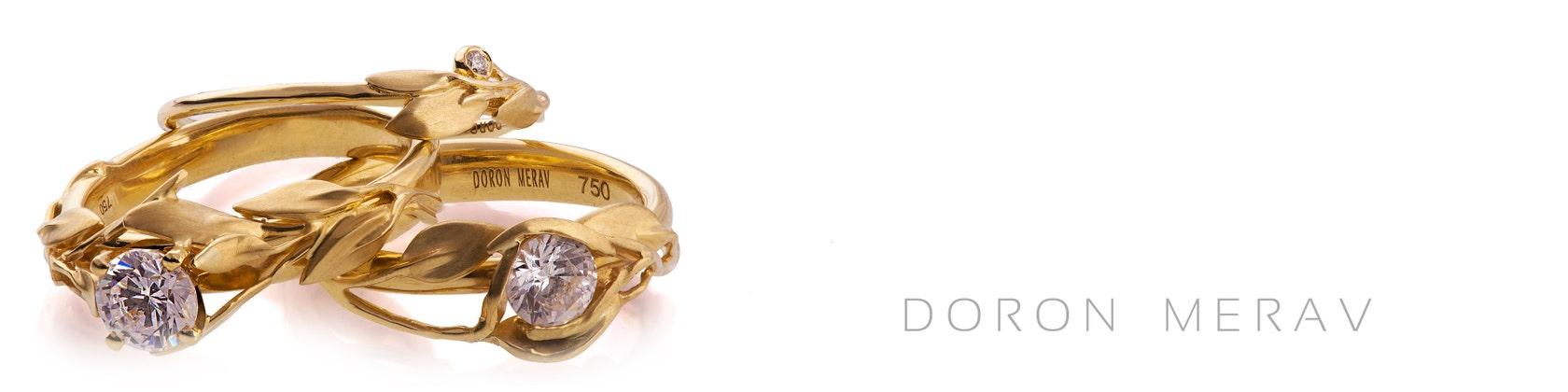 3ee61daa9ff1a9 Doron Merav Jewelry by doronmerav on Etsy