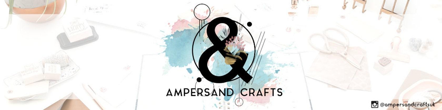 Luxury Customisable Craft Kits By Ampersandcraftsuk On Etsy