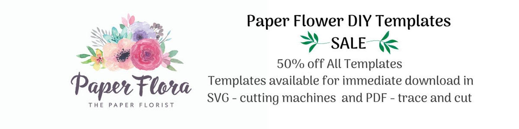 Del Mar Paper Flowers+Leaf 36//pk Scrapbook 640101 Prima Flowers GOLDEN COAST