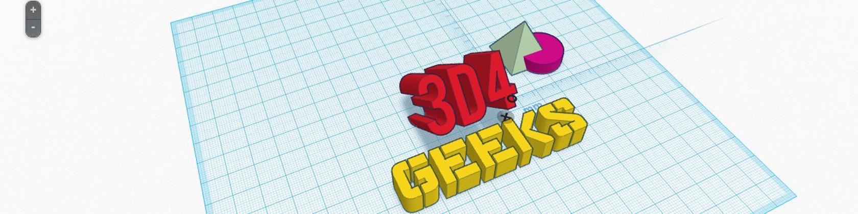 3D4Geeks: A 3D printing haven for the inner Nerd von 3d4Geeks