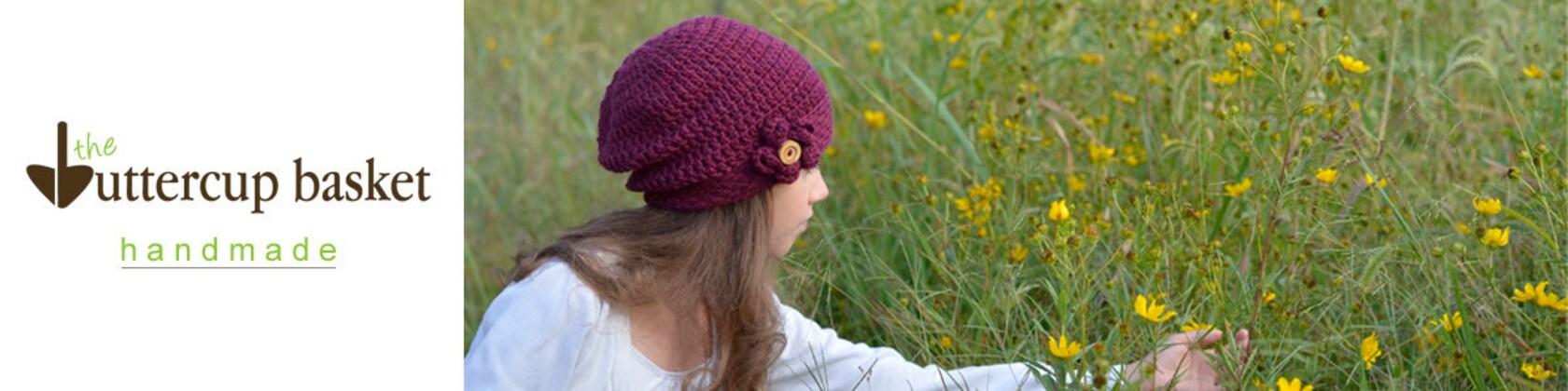 Crochet Hats & Crochet Patterns for Children por theButtercupBasket