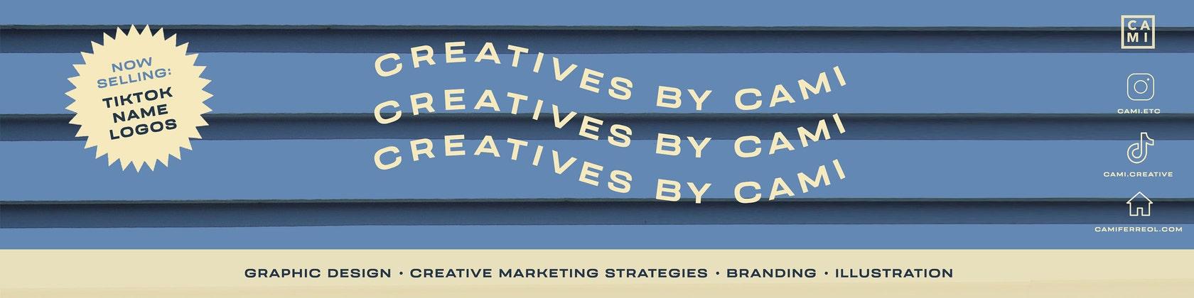 Name Logos Tiktok Name Logos By Creativesbycami On Etsy