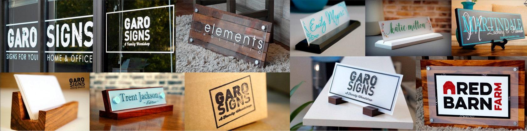 Signs for your Home & Office von GaroSigns auf Etsy