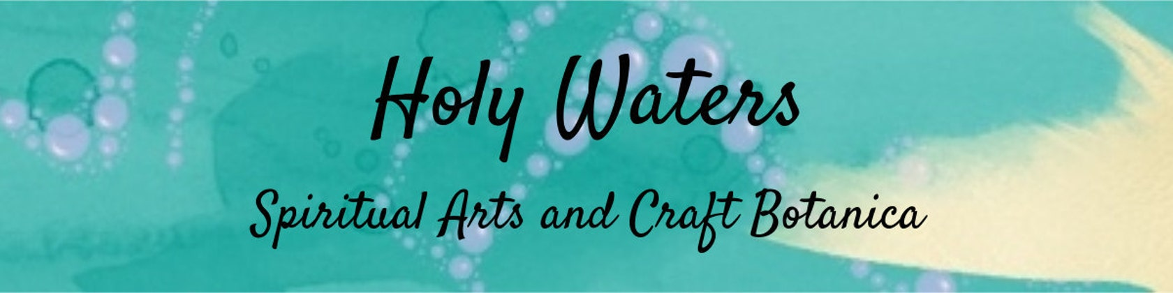 Spiritual Arts And Craft Botanica By Holywaters On Etsy