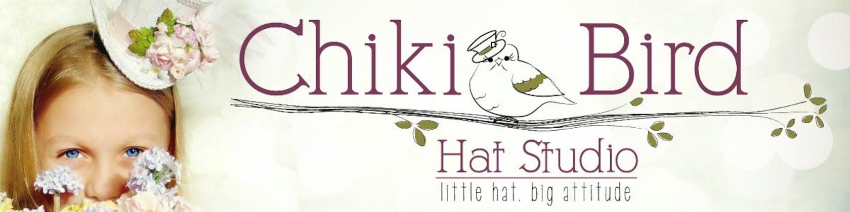 Mini Top Hats and other Cool Fascinators por ChikiBird en Etsy