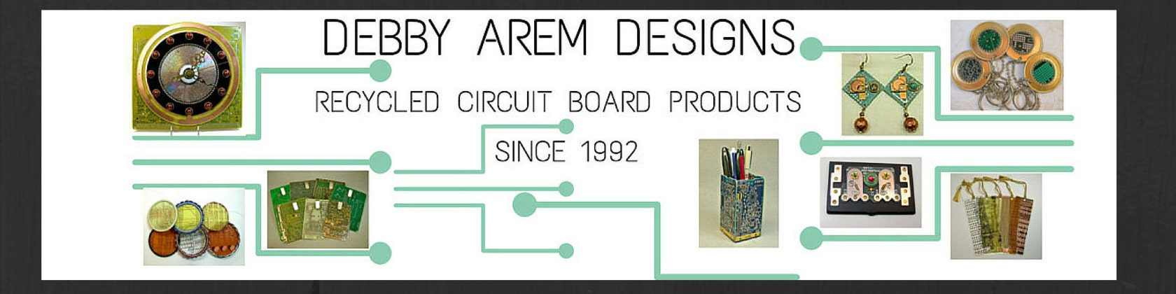 geekery recycled circuit board jewelry office by debbyaremdesigns rh etsy com