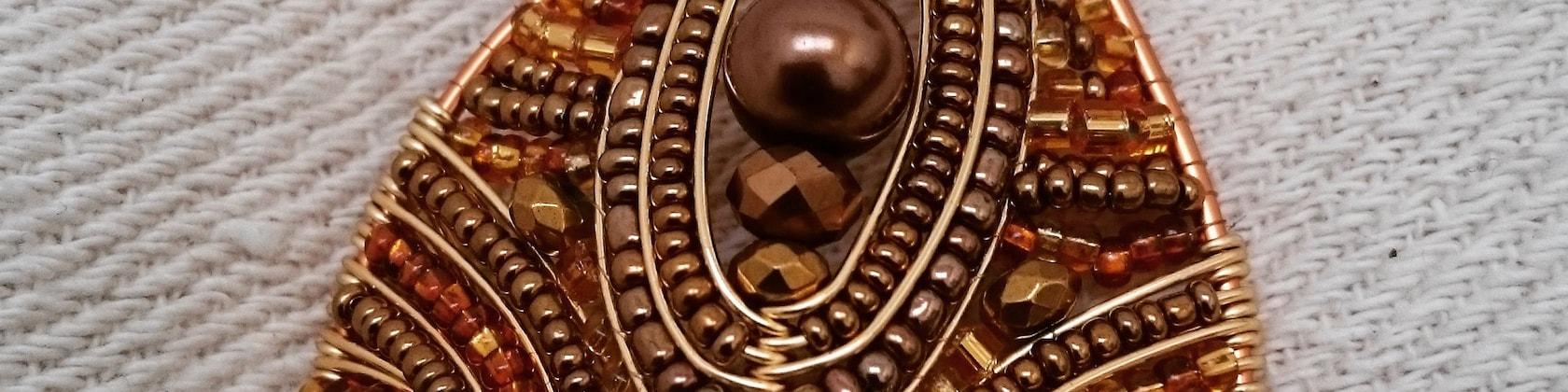 Vintage Zayunu Dreadlock cuff set of 4
