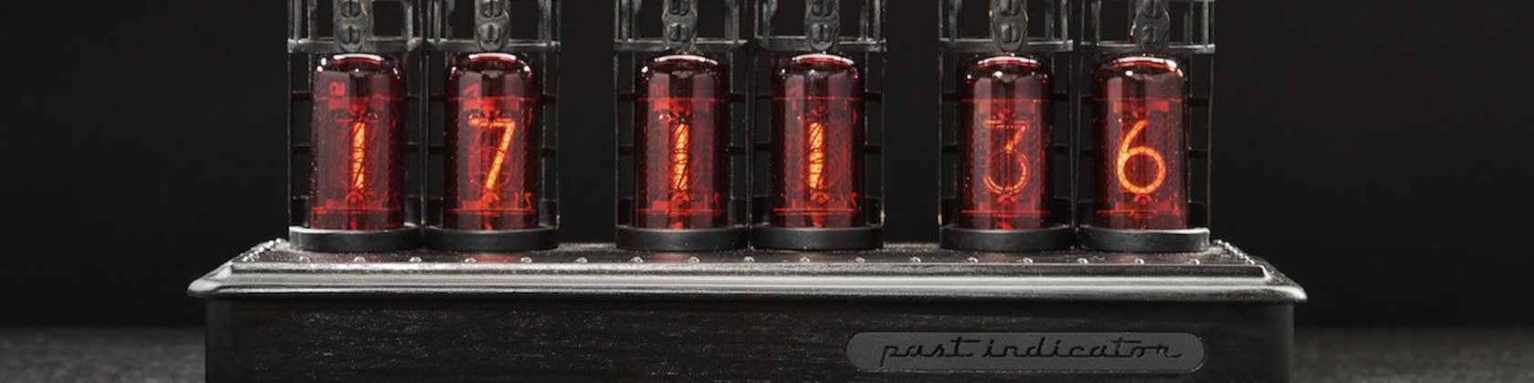 Nixie Tube Clocks Assembled From Premium By PastIndicator On Etsy