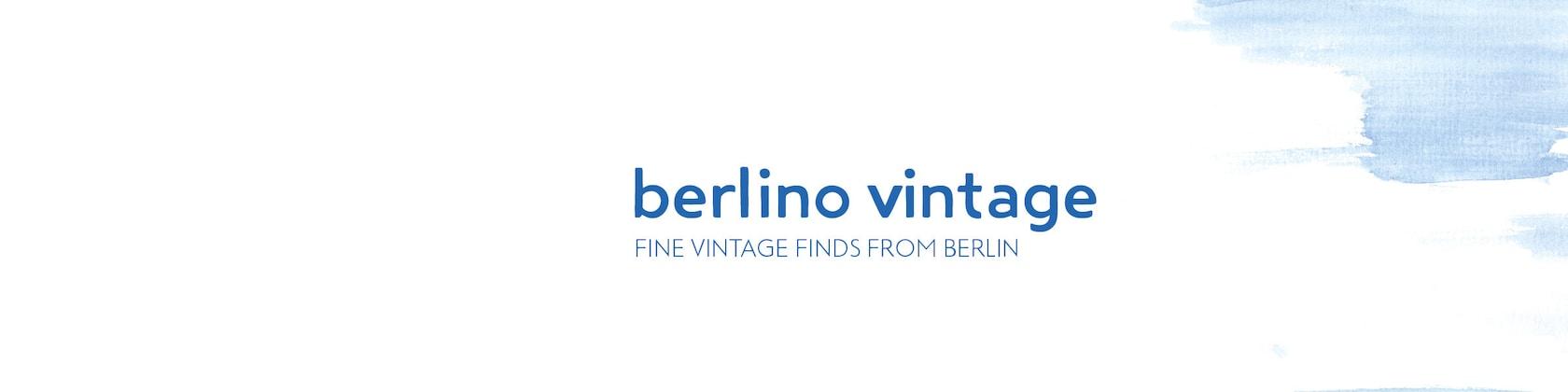 Fine Vintage Finds from Berlin I Vintage for von BerlinoVintage