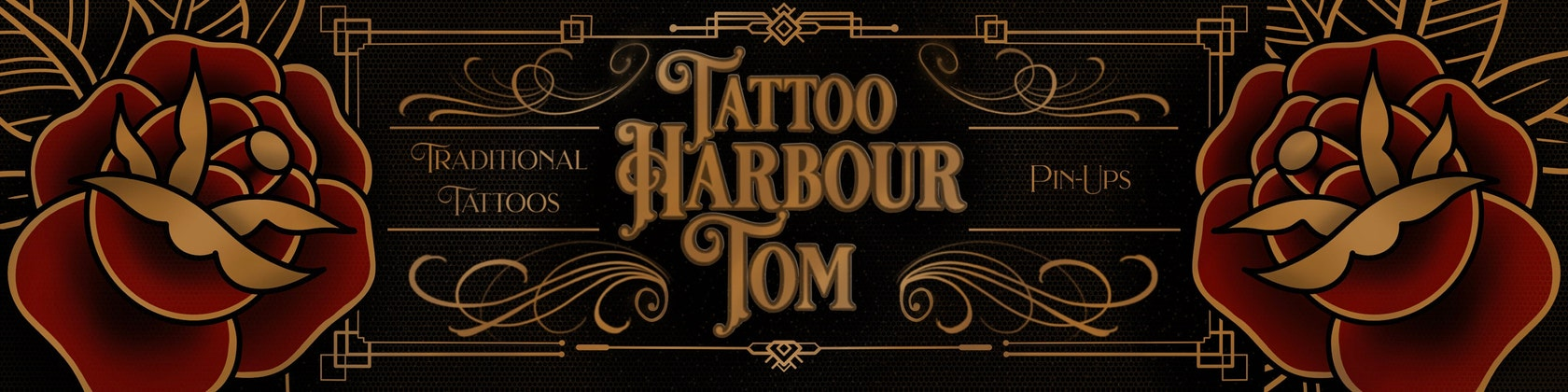 Traditional Tattoo Pinups and Everything In von