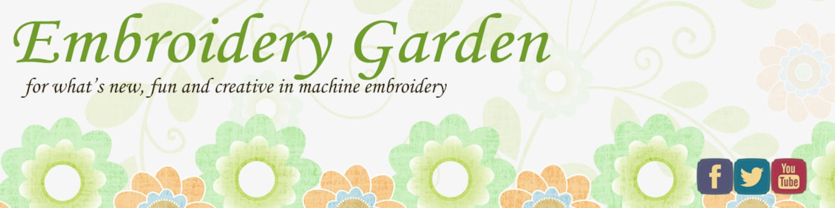embroiderygarden - Embroidery Garden