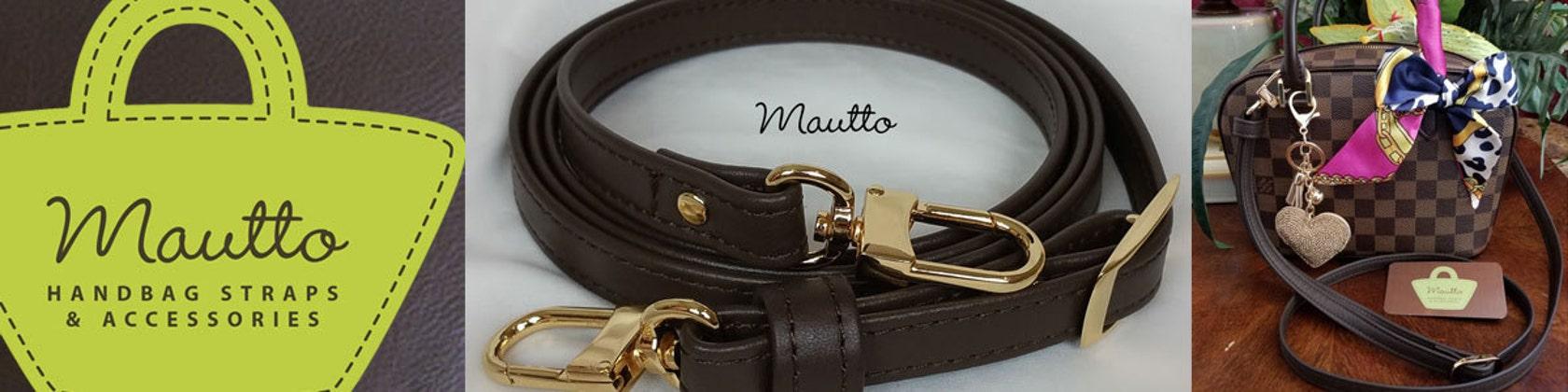 Hand made PurseBag Straps & Accessories by MauttoHandbags