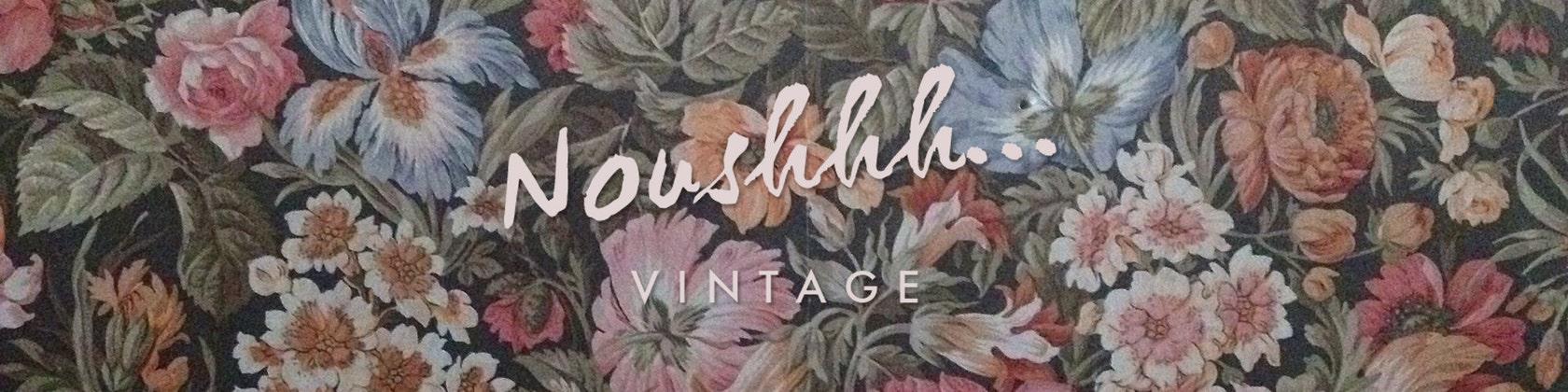 0122e7c8e37e35 Noushhh... Vintage Shop par NoushhhVintage sur Etsy