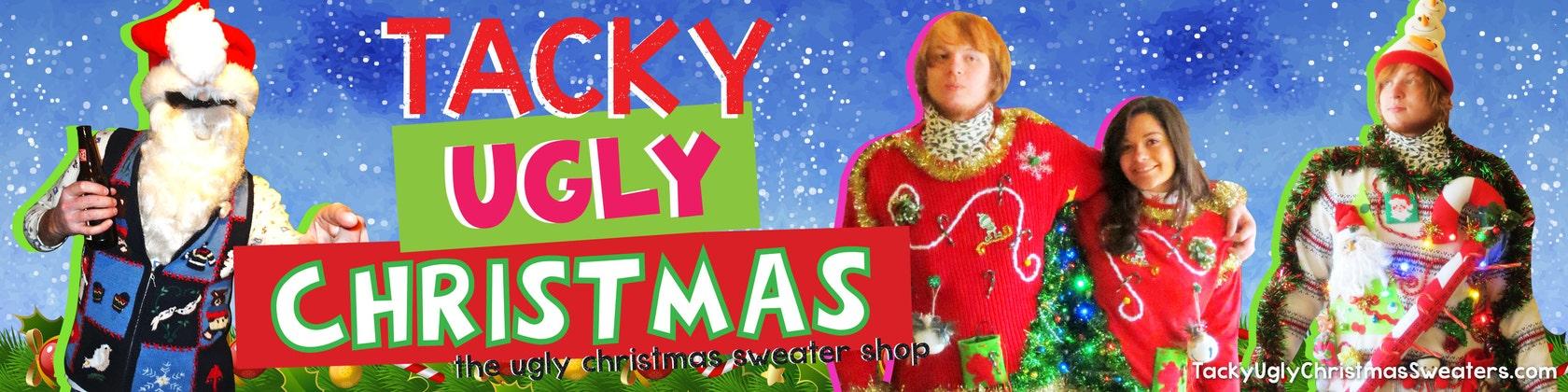 tackyuglychristmas the ugly christmas sweater shop - Tacky Christmas