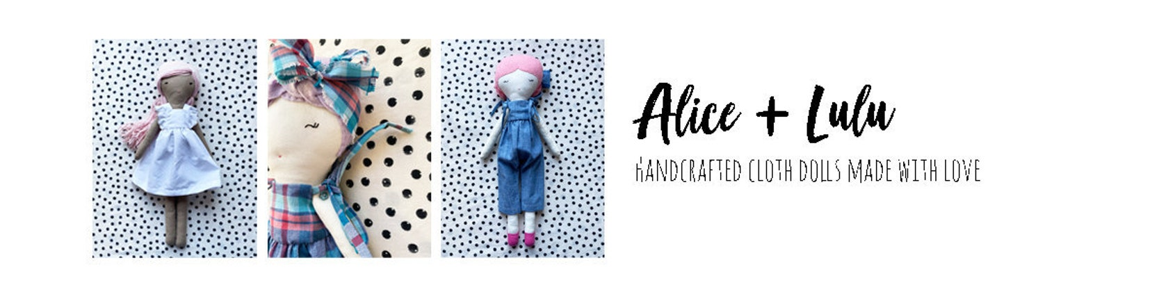 alice and lulu cloth dolls notjustatit christmas gift guide 2020