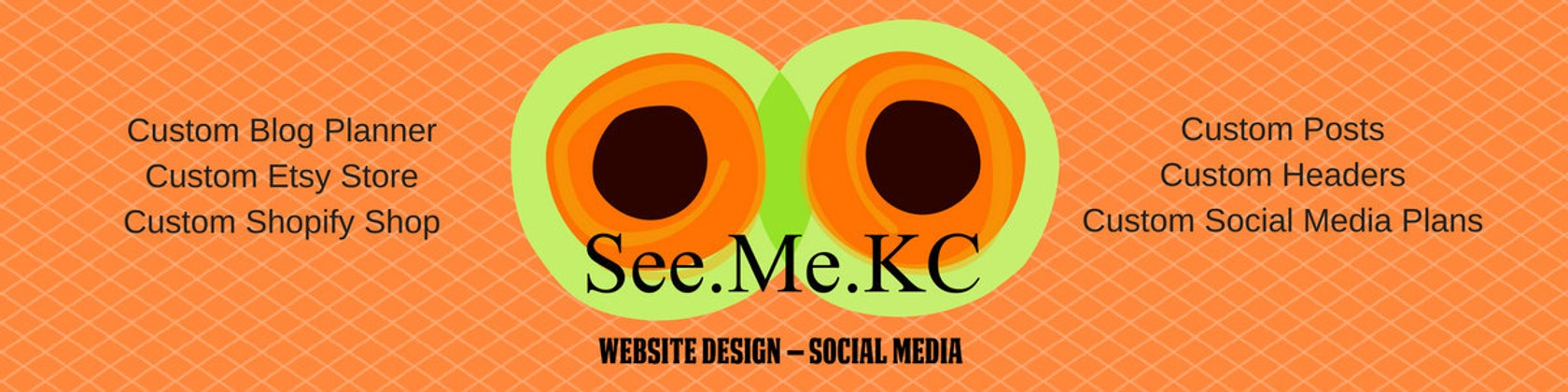 SeeMeKC Web Designs and Custom creations for the web  by SeeMeKC