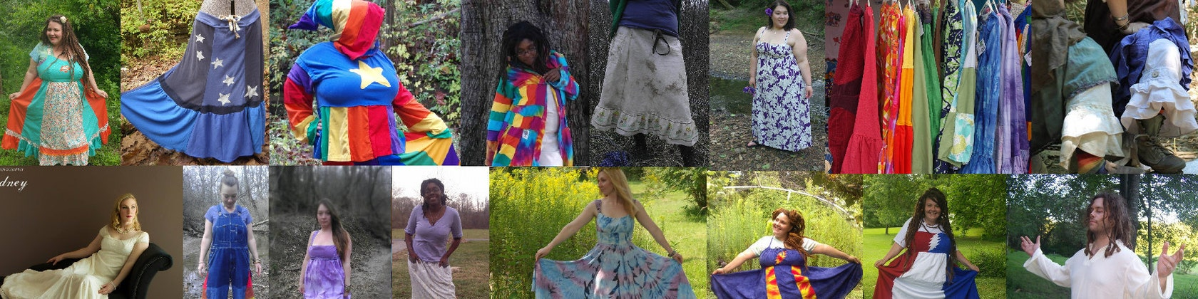 9230297198c9 Eco-Friendly Upcycled Clothing for Human Beings by knottymama