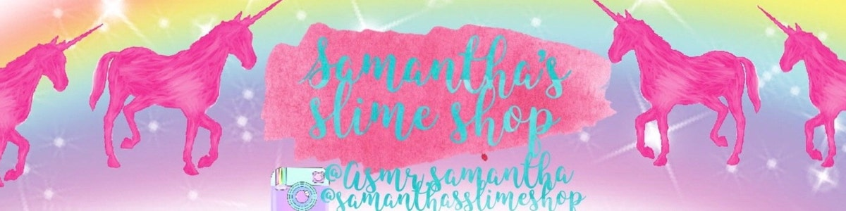 Samantha's Slime Shop