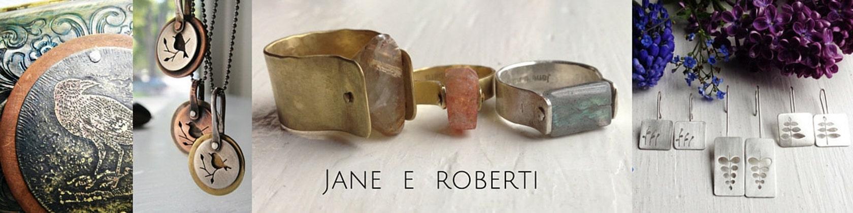janeeroberti JANE E ROBERTI handcrafted jewelry u0026