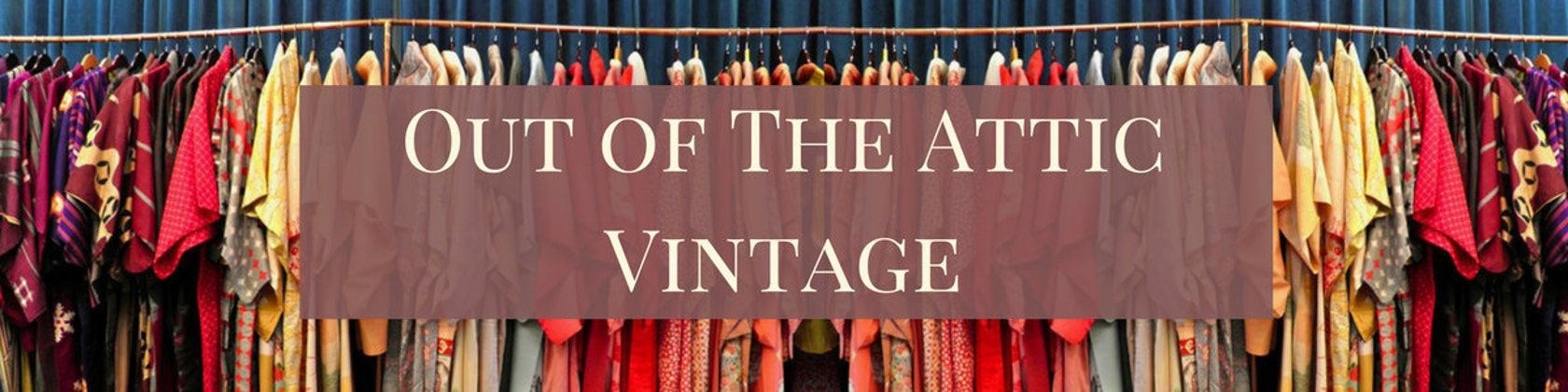 0e07d6ebbf1c6 Out of the Attic Vintage by OutofAtticVintage on Etsy