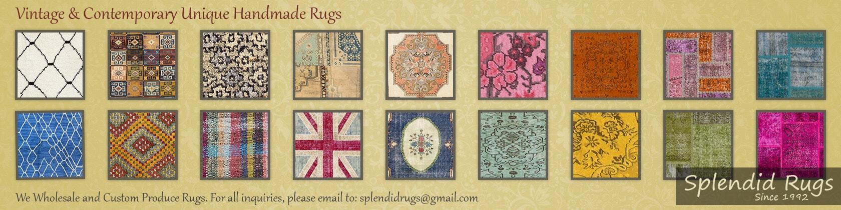 Modern Tribal Arts Rugs