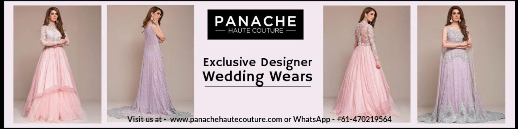 b933e7830c Wedding Lehenga Choli Designer Sarees Gowns by PanacheHauteCouture