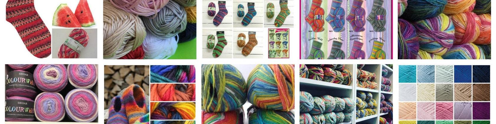 Sockyarn Knitting Crochet Search Press Books By Purplevalleyyarn