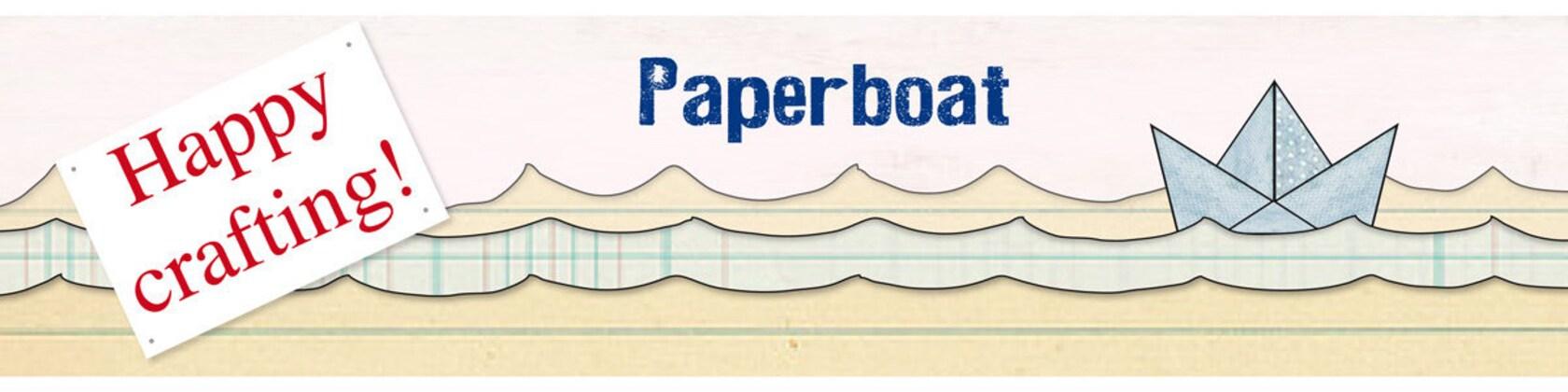 Glucklich Werkeln Von Paperboatcologne Auf Etsy