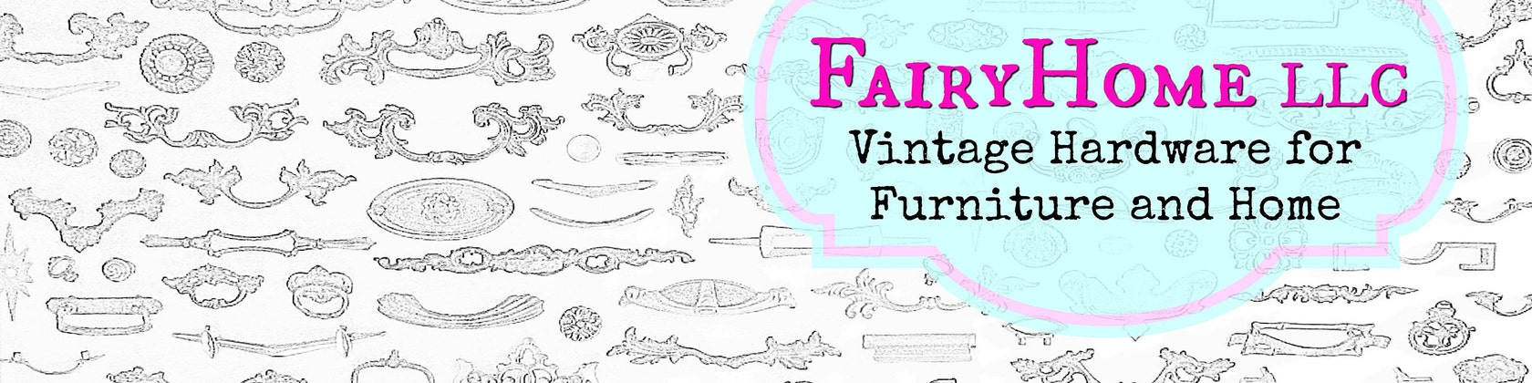 Fairyhome. Vintage Hardware For Furniture And Home