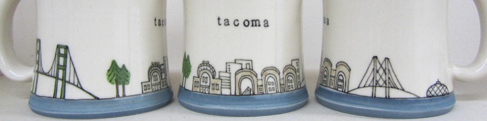 handmade tableware that celebrates home von DowningPottery auf Etsy
