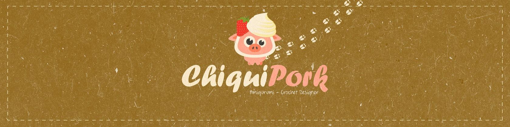 Diseñador y creador de Amigurumis / Patrones por ChiquiPork en Etsy