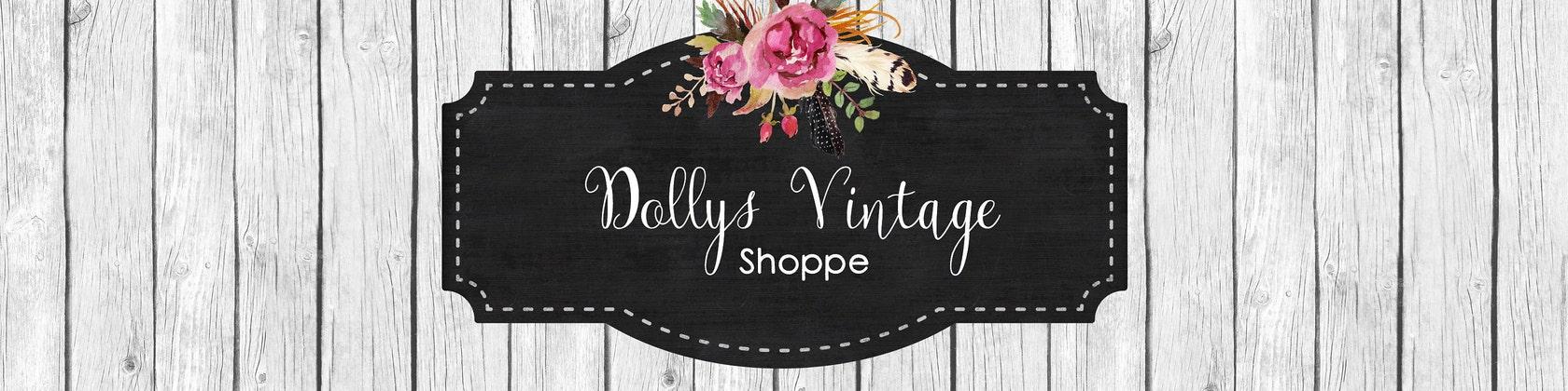Dollys Vintage By Dollysvintageshoppe On Etsy